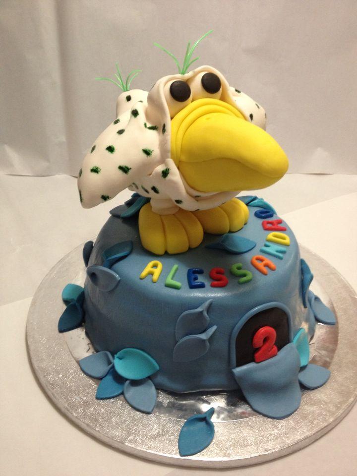 Dodo' cake