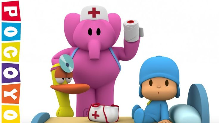 POCOYO season 1 long episodes in ENGLISH - 60 minutes - CARTOONS for kid...