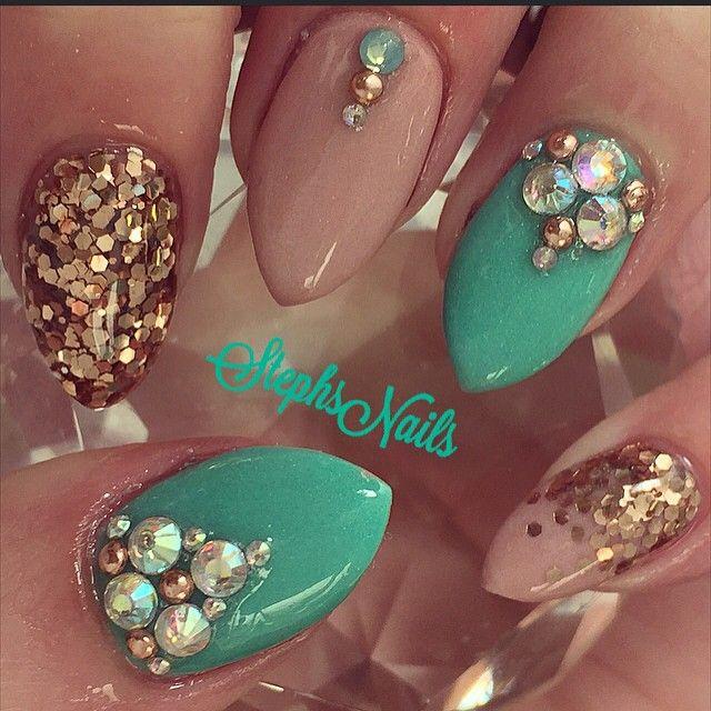 Mejores 47 imágenes de nails en Pinterest | La uña, Nailart y Tacones