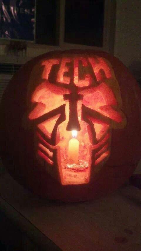 Tech n9ne pumpkin