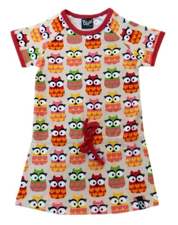 BLAA! Miss Owl Tennisdress