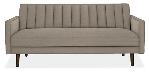 Goodwin Custom Sofas - Modern Custom Sofas - Modern Living Room Furniture - Room & Board