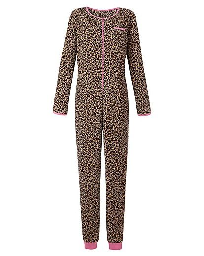 Pretty Secrets MicroFleece Onesie, Animal My New Onsie