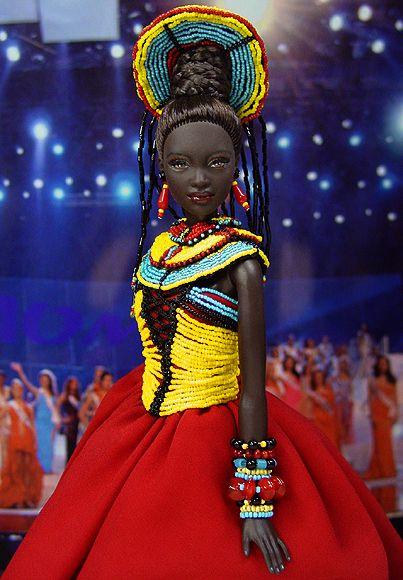 barbie africa
