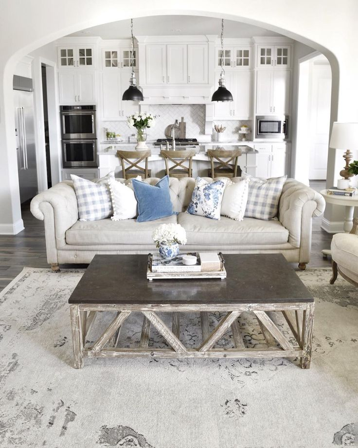 Tour this Refined and Fresh Family Home
