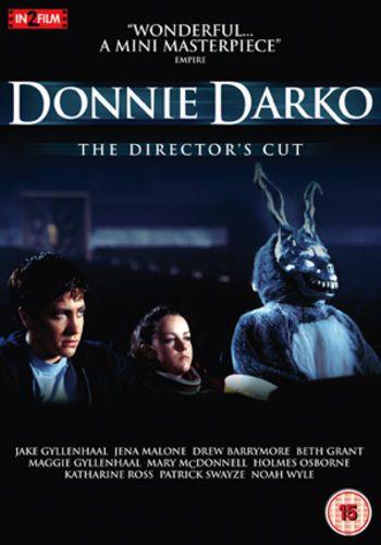 Donnie Darko: Director's Cut DVD (2006) Jake Gyllenhaal NEW Title: Donnie Darko: Director's Cut Leading Actor: Jake Gyllenhaal Region: Region 2 Duration: 134 mins Format: DVD / Normal Type: DVD No. | eBay!