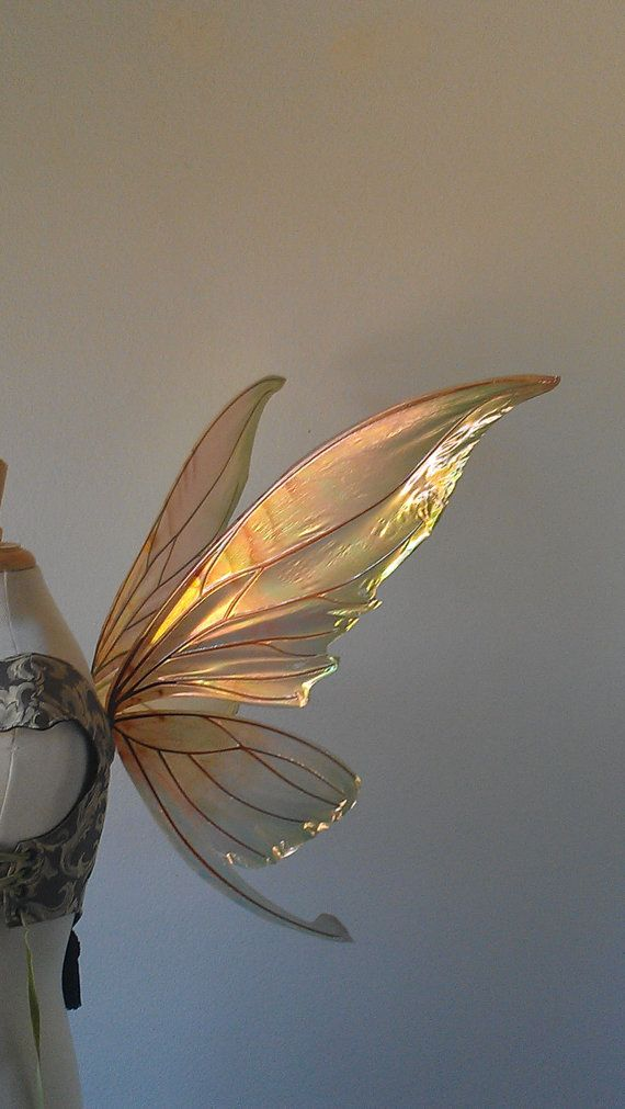 Titania Iridescent Fairy Wings With Customized by TheFancyFairy