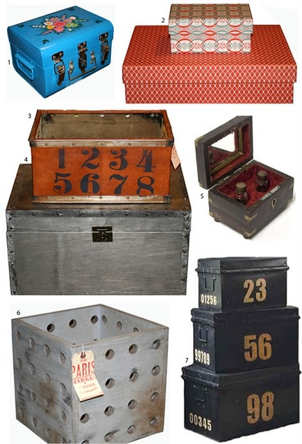 beautiful storage containers
