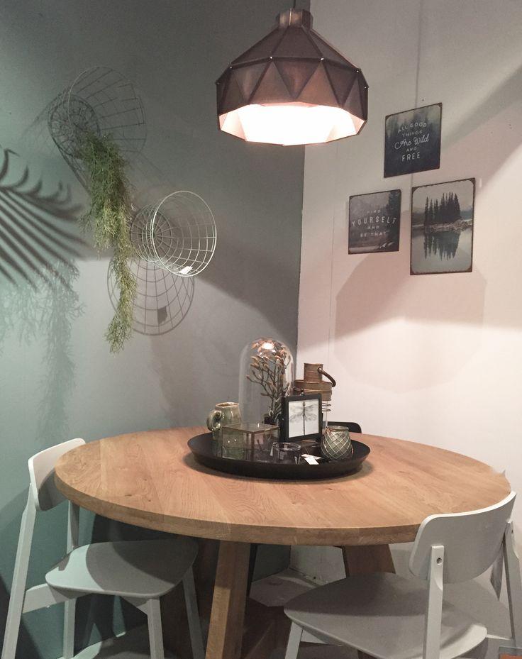 1000 images about dok 2 stoer en urban on pinterest copper urban and black interiors - Concrete effect tafel ...