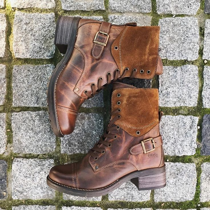 Rustic good looks, divine comfort. Read our review. #Taos #boots