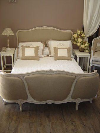 Dsc00167 relooker la chambre ancienne pinterest - Relooker un lit ancien ...