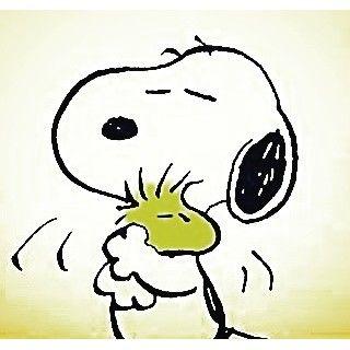 Feliz Dia Do Abraço Martha Paes Peanuts Snoopy