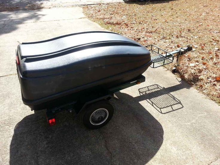 17 Best Ideas About Used Motorcycle Trailers On Pinterest