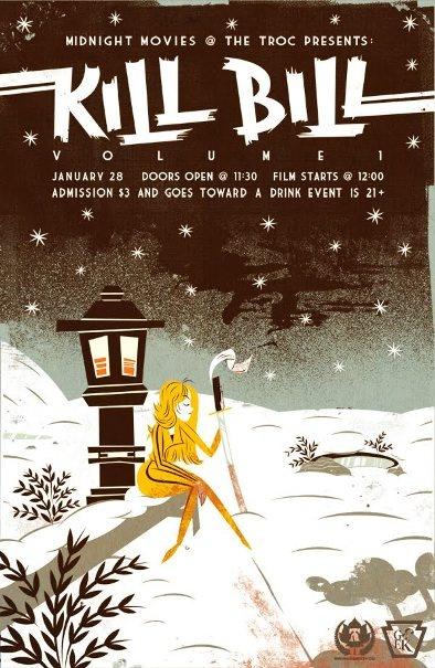 kill bill: Movie Posters, Film, Kill Bill, Quentin Tarantino, Bobby O Herlihy, Art, Movies, Killbill