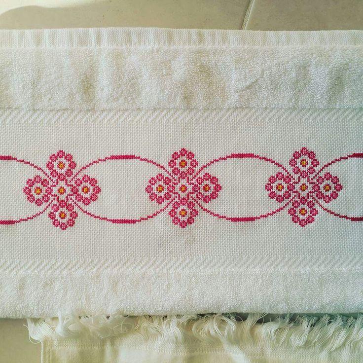Gostei muito, para bordar um conjunto de toalhas, obrigada.