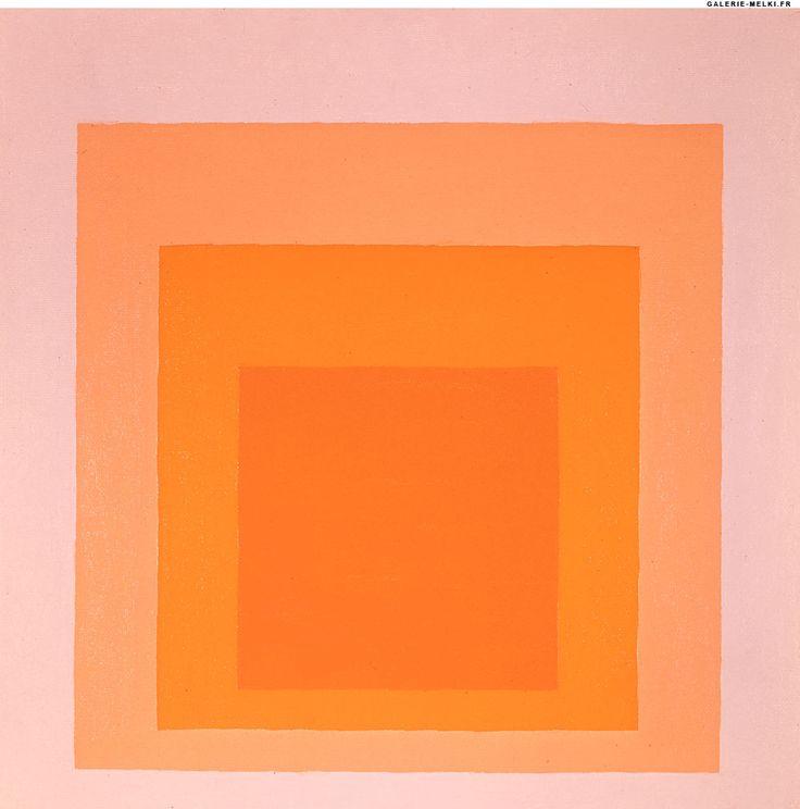 ALBERS, Josef | Galerie Melki