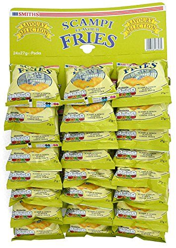 Smiths Scampi Fries - 24 x 27g Packs Smith's https://www.amazon.co.uk/dp/B0064OHF72/ref=cm_sw_r_pi_dp_x_uY0PxbD9GR9WX