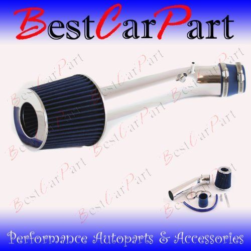 96 97 98 Honda Civic Hx Ex 1.6 L4 Short Ram Intake Blue (Included Air Filter #Sr-hd003b by High Performance Parts. $51.00. This combo includes:  T-306 Aluminum High Quality Chrome Finished / Silver Finished Intake pipe as shown in the picture  High quality built Washable and Reusable Air Filter as shown in the picture  All necessary mounting hardwares, vacuum hoses and reducers will be included like shown in the picture  MAF sensor adapter (This will be included only if...
