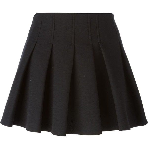 25  best ideas about Black a line skirt on Pinterest | Black knees ...