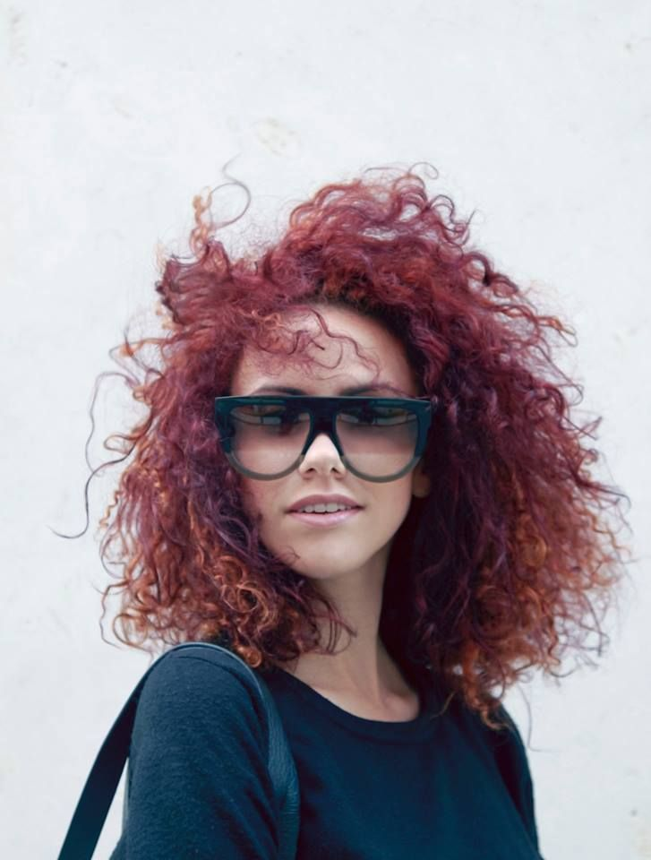 Teal Bold Is A Great Look With This Hair Hair Pinterest