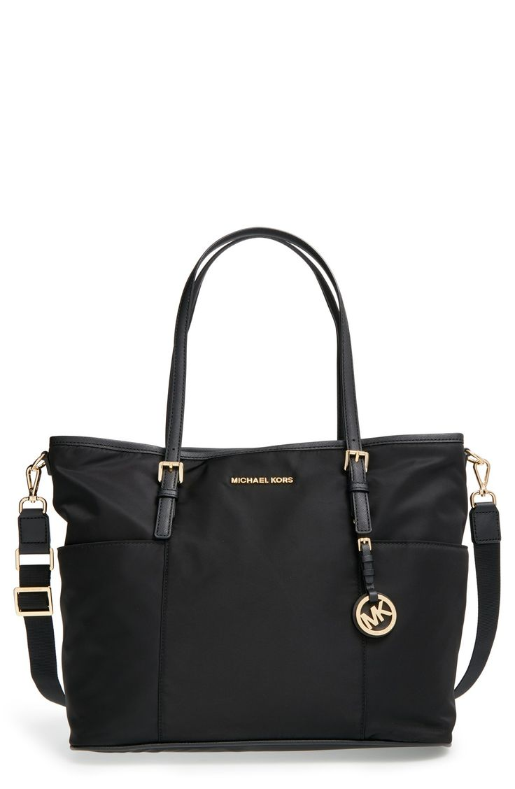 MICHAEL Michael Kors 'Jet Set' Large Diaper Bag