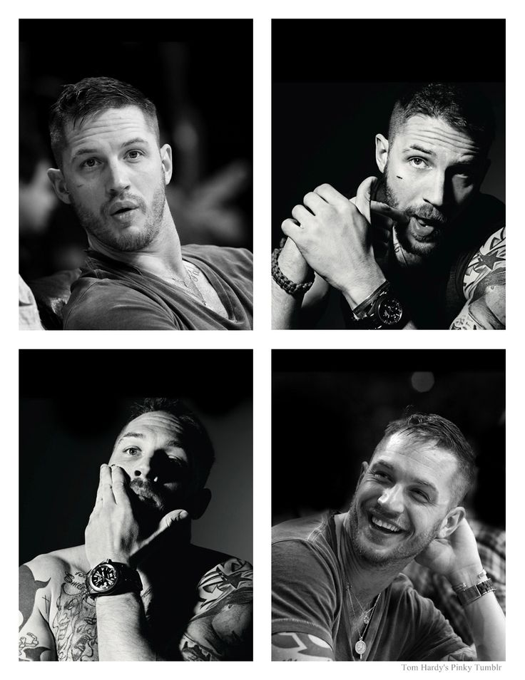 everything about this man is amazing #tomhardy
