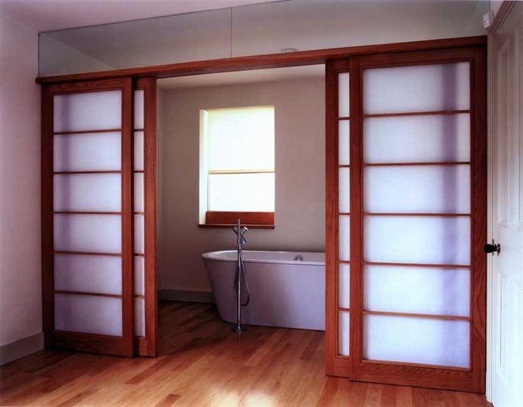 Best 25+ Japanese style sliding door ideas on Pinterest | Japanese room  divider, Japanese sliding doors and Japanese style living room ideas