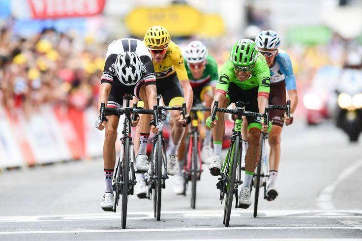 Tour de Francia 2017 :: Etapa 9 – Uran se toma la revancha