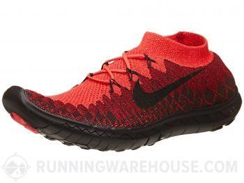 Nike Free 3.0 Flyknit Men's Shoes Crmsn/Rd/Brgndy/Blk