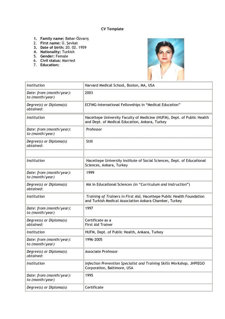 Job interview job resume format bio data for marriage