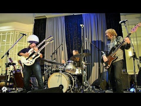 Paul DesLauriers Band 2 songs Blues Summit 7 2015