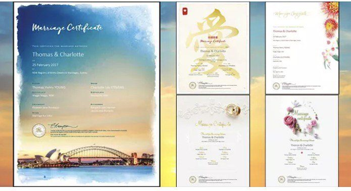 commemorative certificate template - best 25 marriage certificate ideas only on pinterest