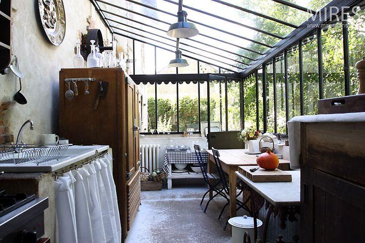 25 best ideas about veranda cuisine on pinterest. Black Bedroom Furniture Sets. Home Design Ideas