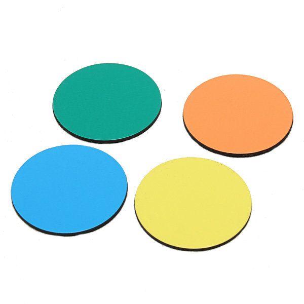 Early Education Numeracy Fridge Magnet Rounded Fridge Sticker