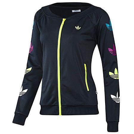 Veste de jogging adidas femme