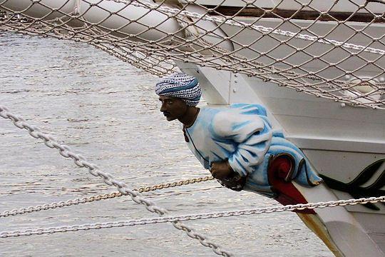 Le Shabab Oman : Figures de proue - Linternaute.com Mer et Voile