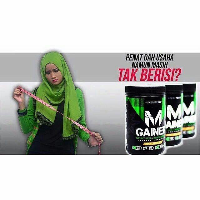. Ade Cecape Yg Penat Usaha Tambah Berat Badan??? . Namun Masih Tidak Berisi ... by sigma.nutrition