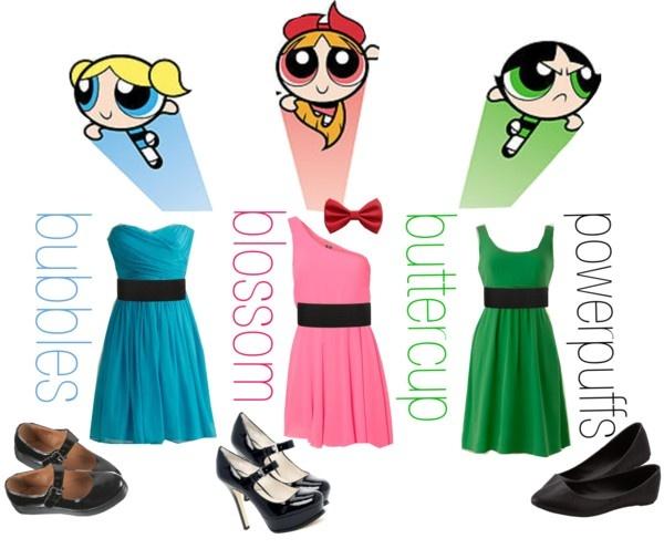 Best 25 Powerpuff Girls Costume Ideas On Pinterest -3525