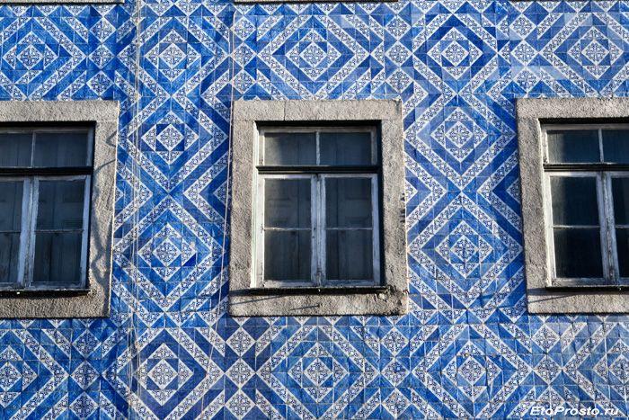 Азулежу - керамическая плитка Португалии