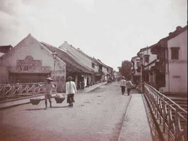 Jemabatan Pasar Baroe