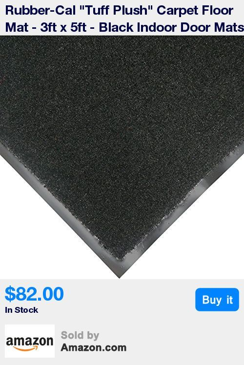 A durable polypropylene and vinyl carpet floor mat * Professional colors in these carpet floor mats are ideal for small businesses and big box stores alike * Anti-slip matting scrapes debris from foot traffic to keep interior floors clean * These indoor door mats are available in four sizes to fit almost any commercial doorway * Prevents slips and falls effectively at an affordable price; keep your business and customers safe in any weather!