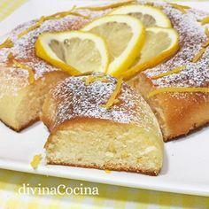 Con esta receta de bizcocho de limón en microondas en 10 minutos te montas el desayuno o la merienda en un momento. Se prepara con ingredientes sencillos.