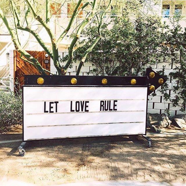 Let Love Rule via @fpcalifornia