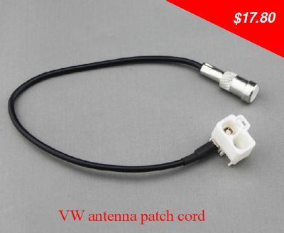 Great item for everybody. vw car antenna ADAPTER cable  patch cord  from FAKRA to DIN tieline - $17.80 http://blackfridayshopping2.info/products/vw-car-antenna-adapter-cable-patch-cord-from-fakra-to-din-tieline/