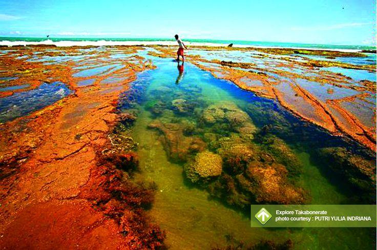 Explore Takabonerate - Atol Terbesar Ke3 Di Dunia October 31 - November 5, 2013 Selayar Link : http://triptr.us/tu
