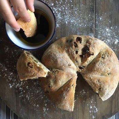 La Panificatrice Folle: Damper Bread ovvero il mio pane dell'aperitivo!