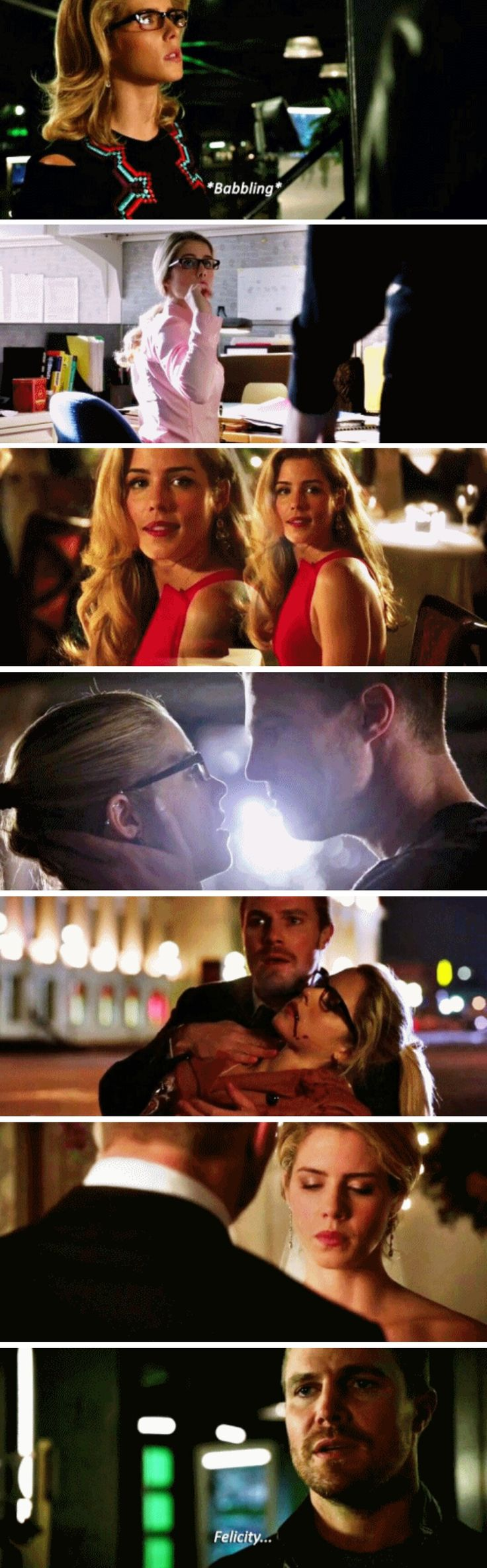 Oliver & Felicity | Olicity