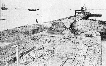 Destrucción del Puerto de Callao ; Campaña Naval de la Guerra del Pacífico