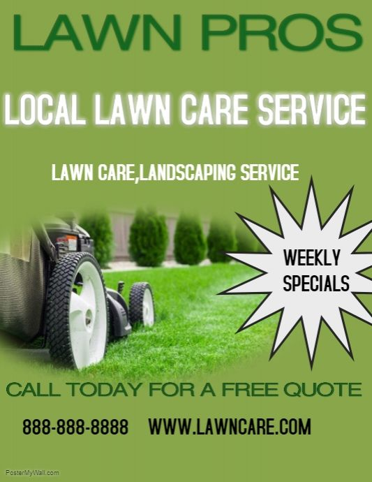 lawn care landscaping grass cutting invoice template word pinterest invoice template word lawn and template