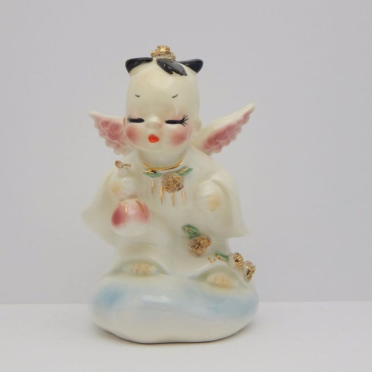 17 Best Images About Angels Head Vases And Umbrella